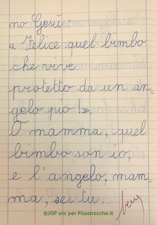 Mamma ed Angelo