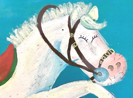 Cavallino arrì arrò