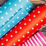 Decorazione per Carnevale: Striscione a fisarmonica