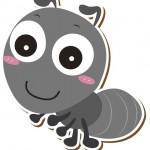 La formica e il tarassaco