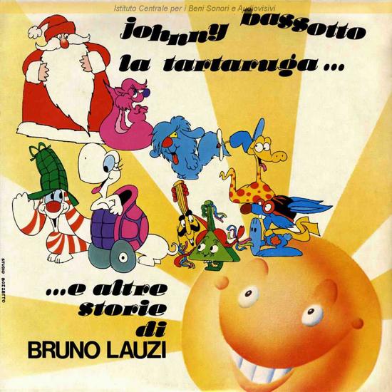 Johnny Bassotto, La Tartaruga e altre storie