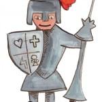 Un cavaliere coraggioso