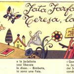 Fata Farfallina e Teresa, la Vispa