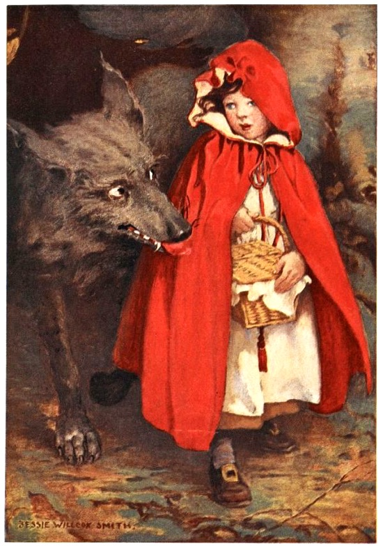 Cappuccetto Rosso Fiaba Di Charles Perrault Filastroccheit