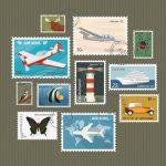 A un francobollo niente male