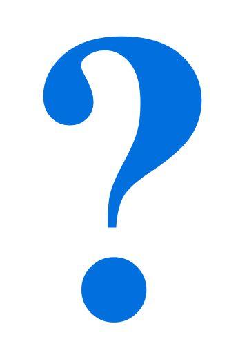Il punto interrogativo, filastrocca di Gianni Rodari ...
