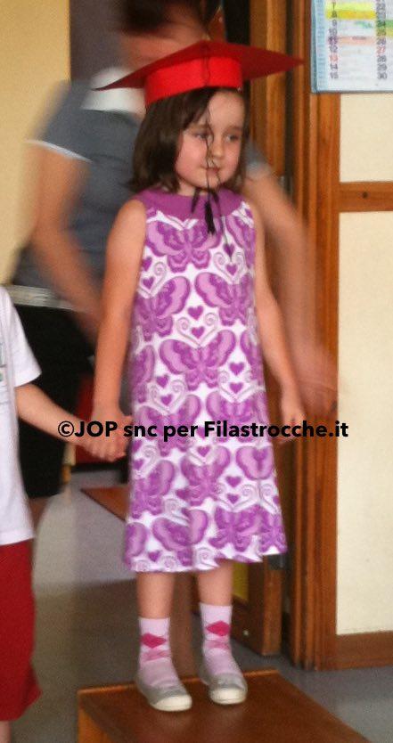 Filastrocca per il salto dalla materna alla primaria