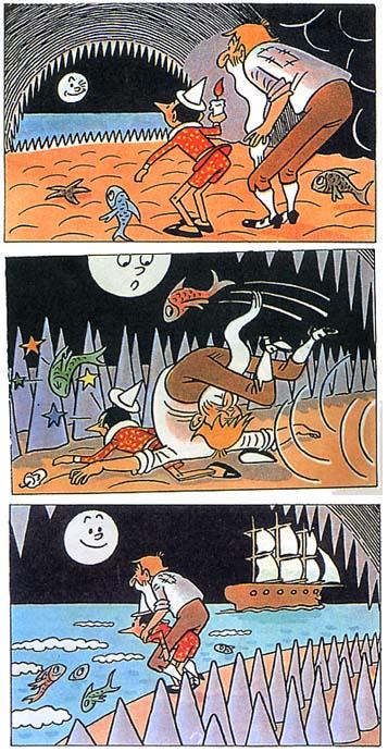 filastrocca di Pinocchio