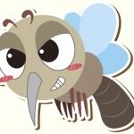 Le zampette della zanzara