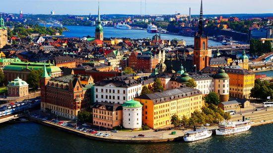 A comprare la città di Stoccolma