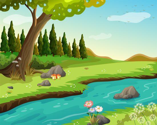 Tanti saluti dai fiumi