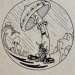 Il fungo cortese