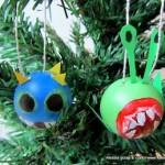 Palline di Natale fai da te con i personaggi Skylanders