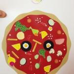 Filastrocca della pizza pazza