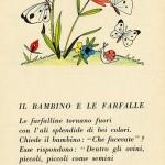 Il bambino e le farfalle
