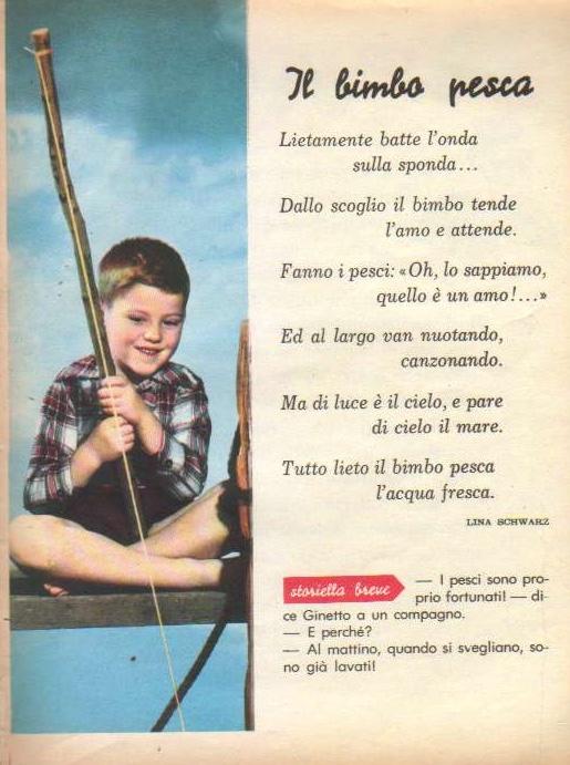 piccolo pescatore