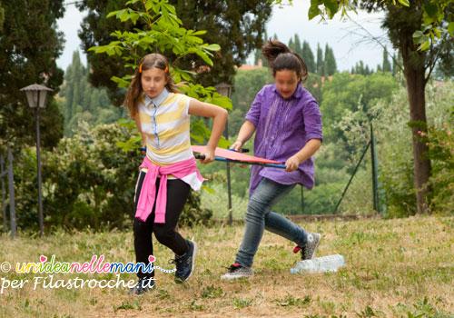gioco all'aperto bambini