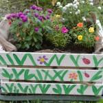 Creiamo vasi da giardino #esperienzacreativa