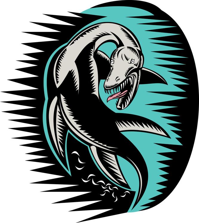 serpente di mare