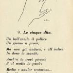 Le cinque dita