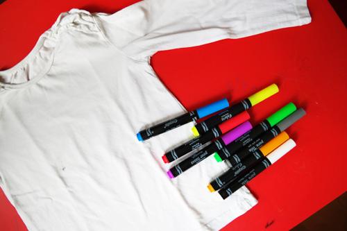 lavoretto crayola