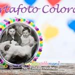 Lavoretto Festa dei Nonni: il Portafotografie con le cannucce