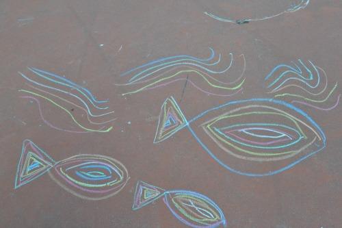 disegni con i gessetti crayola