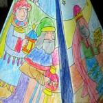 La lettera dei Re Magi per Giovanni Emanuele