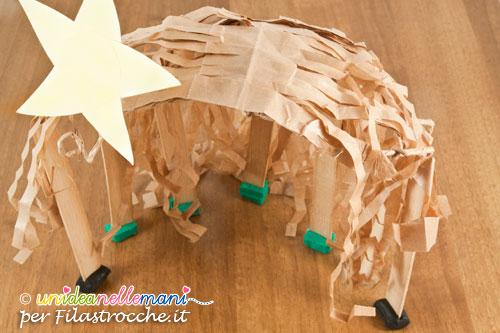 Natale fai da te presepe per bambini da costruire - Fai da te presepe casa ...