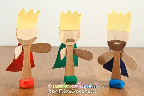 Natale Fai Da Te Presepe Per Bambini Da Costruire Filastrocche It
