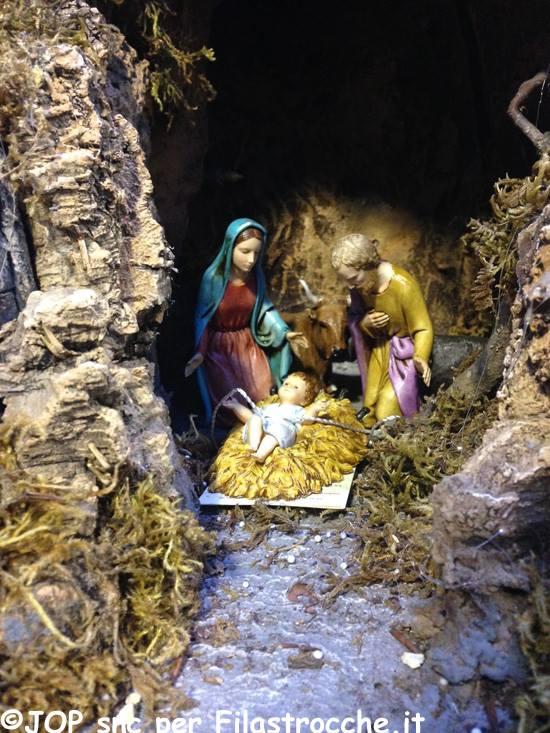 La Notte Di Natale.Notte Di Natale I Testi Di P G Cesareo In Filastrocche It