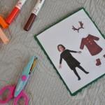 Creiamo paper doll con #esperienzacreativa
