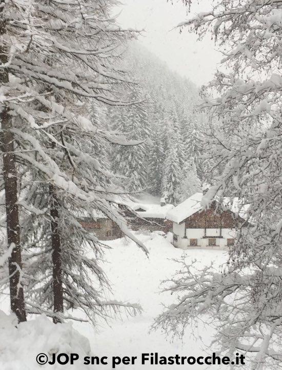 In casa d'inverno
