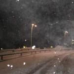 Quando di sera nevica