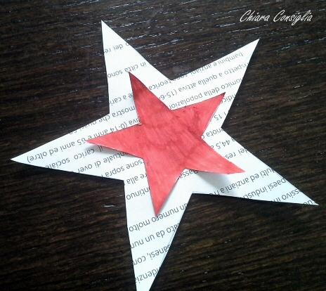 stella incollata