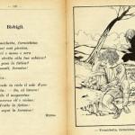 Bisbigli – Il bimbo e la formica
