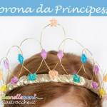 Come fare la corona da principessa per Carnevale
