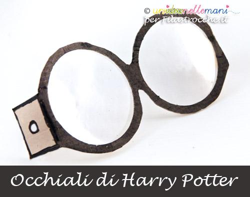 qualità superiore nuovo aspetto scarpe da corsa Costume di Harry Potter Fai Da Te - I testi della tradizione ...