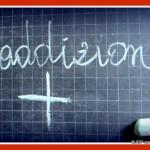 Aritmetica – Addizione