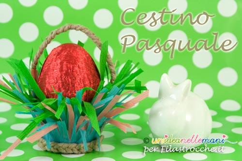 Cestino Di Pasqua Per Bambini I Testi Della Tradizione Di