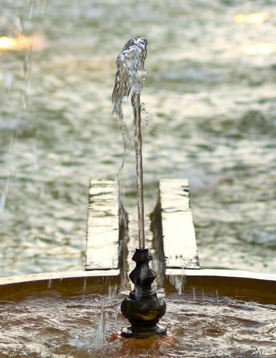 Filastrocca sul risparmio dell'Acqua
