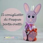 Lavoretti di Pasqua: il coniglietto di carta
