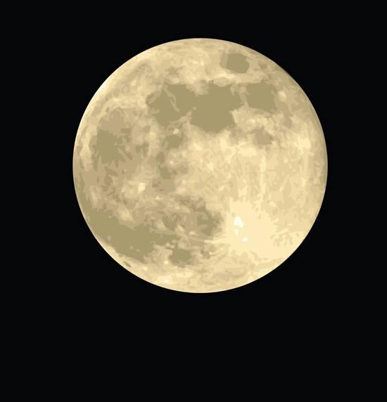 luna di Kiev