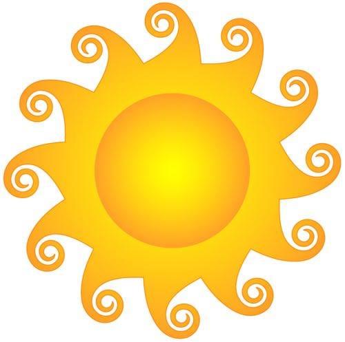 Il sole burlone