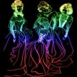 Le tre principesse nere