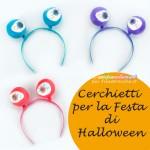 Halloween travestimenti bambini: cerchietti da mettere in testa