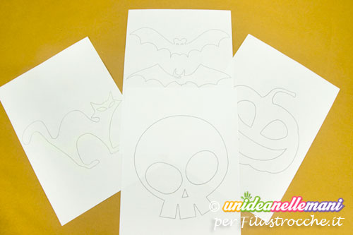 disegni halloween