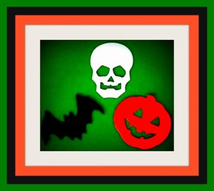 Halloween colours