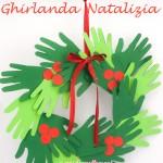 Come fare una bella ghirlanda di Natale per bambini