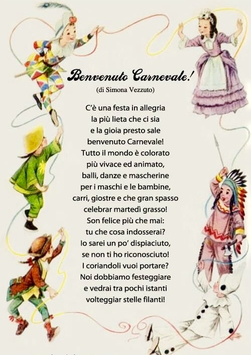 Benvenuto Carnevale
